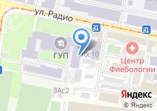 Компания «МГОУ» на карте