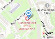 Компания «Городская поликлиника №37» на карте