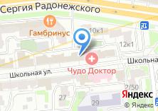 Компания «Palmstore.ru» на карте