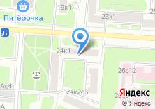 Компания «InSafe» на карте