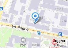 Компания «Музей Всероссийского института авиационных материалов» на карте