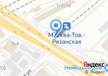 Компания «Московская Трапезная» на карте