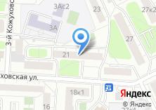 Компания «Стоматологическая поликлиника №27» на карте