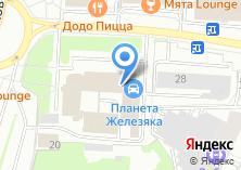 Компания «Мастерская по ремонту ключей» на карте