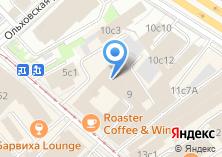 Компания «АНП» на карте