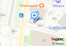 Компания «Салон-парикмахерская на ул. Лётчика Бабушкина» на карте