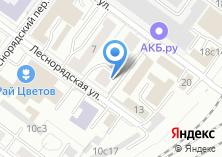 Компания «ZAP-Moskva.ru» на карте