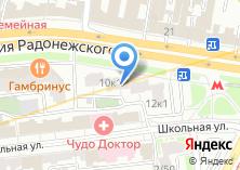 Компания «ОДС Инженерная служба Таганского района» на карте