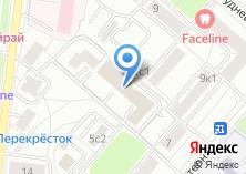 Компания «Межрегионпроект» на карте