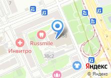 Компания «КНС» на карте