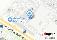 Компания «Разборка BMW» на карте
