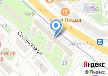 Компания «Аояма Моторс» на карте