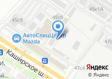 Компания «ГорКком» на карте