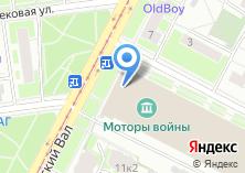 Компания «Московский центр экскурсионных и туристических программ» на карте
