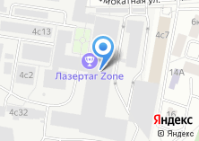 Компания «Астрагид» на карте