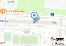 Компания «GiperMazda» на карте