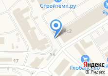 Компания «RusConnect» на карте