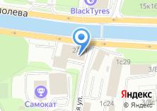 Компания «Buddha-cafe» на карте