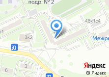 Компания «Атвилон» на карте