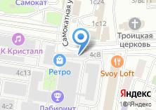 Компания «Lobby19» на карте