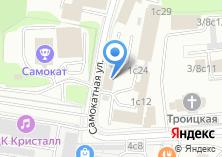 Компания «Управление Перспективных Технологий» на карте