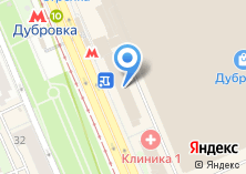 Компания «Москоу Медиа Хаус» на карте