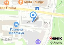 Компания «АльтМакс» на карте