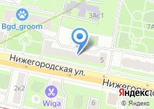 Компания «Хостел Рус» на карте