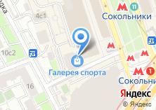Компания «Бронницкий Ювелир» на карте