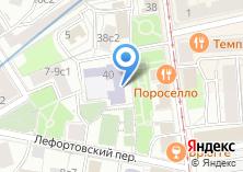 Компания «Средняя общеобразовательная школа №353 им. А.С. Пушкина» на карте