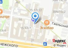 Компания «ДревоСтрой» на карте