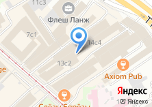 Компания «Клиника профессора Юрия Захарова» на карте