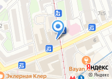 Компания «LEGO сеть магазинов детских товаров» на карте
