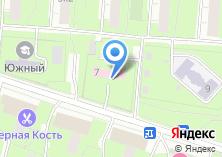 Компания «Онкологический диспансер №4» на карте