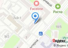 Компания «Бабушкинский» на карте