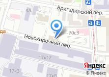 Компания «Студия праздников Анны Аксеновой» на карте