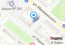 Компания «Дивест» на карте