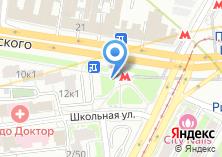 Компания «Печать» на карте
