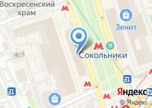 Компания «Настройка Яндекс Директ» на карте