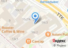 Компания «Негус Экспо» на карте
