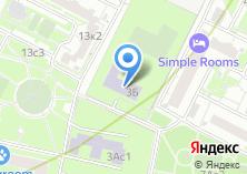 Компания «Ассоциация киокусинкай каратэ г. Москвы» на карте