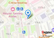 Компания «КБ ИстКом Финанс» на карте