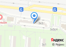 Компания «Стройпаритет» на карте