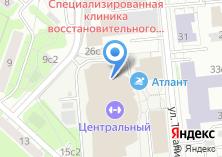 Компания «Центр обучения хоккею Максима Викторова» на карте