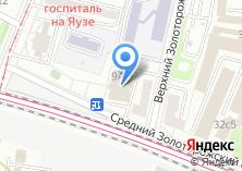 Компания «Центроспас» на карте