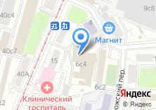 Компания «GPROJECTS» на карте