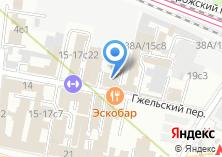 Компания «Medkurier.ru» на карте