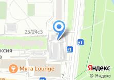 Компания «Авто-защита» на карте