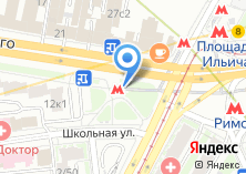Компания «Станция Римская» на карте