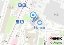 Компания «Московский Химический Лицей №1303» на карте